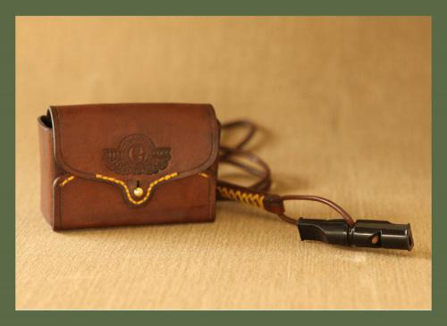 The Pretoriuskop Lanyard Pouch & Whistle