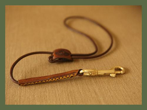 The Pretoriuskop Lanyard & Brass Hook