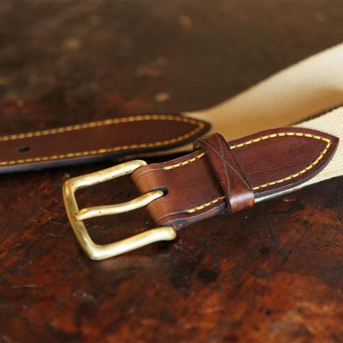The Middelburg Canvas Waist Belt