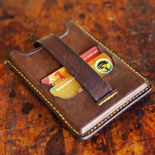 The Johannesburg Passport Sleeve