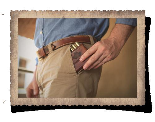 Rhodes Cartridge Wallet