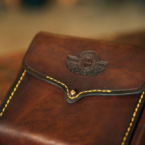 leather, possibles, pouch, craft