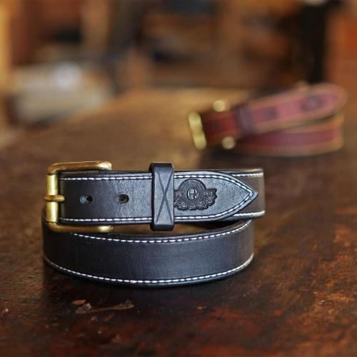 The Middelburg Leather Waist Belt